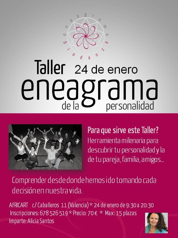 TALLER 24 ENERO ENEAGRAMA