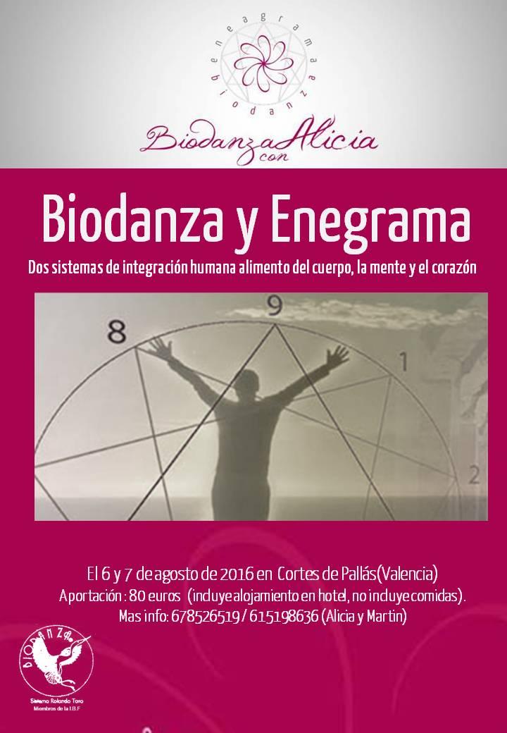 BIODANZA Y ENEAGRAMA